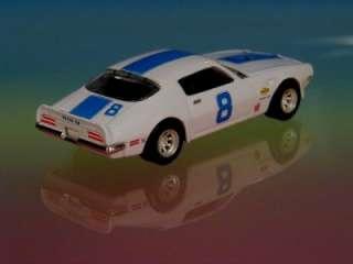Hot Wheels 70 Pontiac Firebird SCCA Titus Racing Limited Edition 1/64