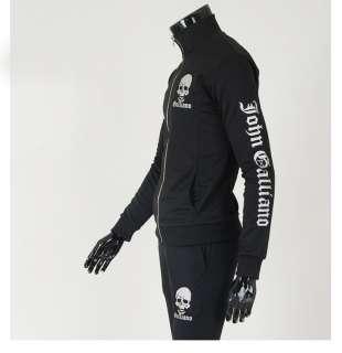 NEW Mens Sportswear Zip Up Jackets Jogging Running Training Tracksuit