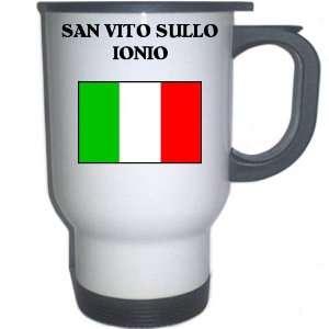 Italy (Italia)   SAN VITO SULLO IONIO White Stainless