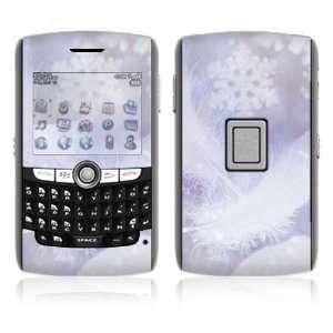 BlackBerry World 8800/8820/8830 Vinyl Decal Skin   Crystal