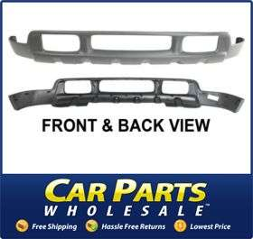 VALANCE FRONT LOWER SPOILER APRON DARK GRAY PLASTIC AIR