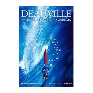 DEAUVILLE FILM FESTIVAL 2003 (FRENCH ROLLED) Poster