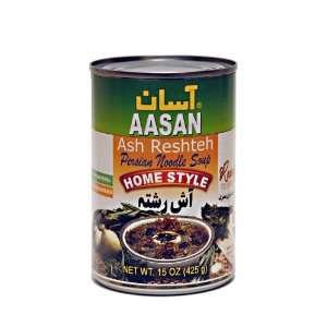 AASAN Noodle Soup (Ash Reshteh) 15 oz: Grocery & Gourmet Food