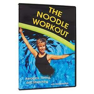 Water Works The Noodle Workout DVD Books & Videos Sports