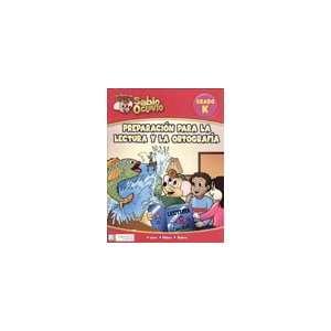 PARA LA LECTURA Y LA ORTOGRAFIA GRADO K (SABIO OCTAVIO) Books