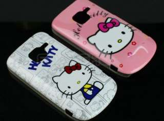 Cute Hello Kitty Hard Cover Case for NOKIA C3