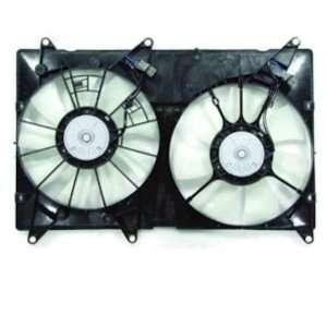 Radiator Condenser Fan Motor  LEXUS RX300 99 00 Fan Assm Automotive