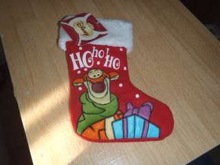 Tigger Christmas Stocking.Disney Tigger Christmas Stocking New With Tags On Popscreen