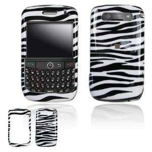 Black White Zebra Design Protective Case Faceplate Cover Electronics