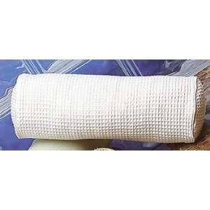 Fiber Filled Cotton Waffle Weave Neck Bath Pillow Relax