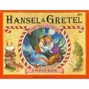 Hansel & Gretel (Fairy Tale Favorite) Books