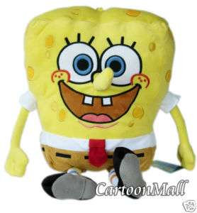 13 Spongebob Squarepants plush doll   backrest Pillow