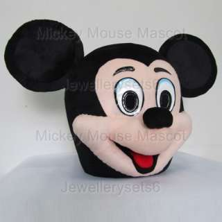 New Mickey Mouse Fancy Adult Cartoon Mascot Costume