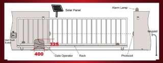 SLIDE GATE OPERATOR SLIDING GATE OPENER GATE MOTOR LOCKMASTER