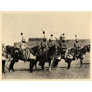 1930 Sultan Shehu Sanda Borno Bodyguard Dikwa Nigeria