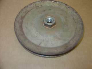 Murray Craftsman Snowblower Snow Blower Belt Pulley