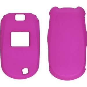 Wireless Solutions 328306 Pink Soft Touch Snap On Case for