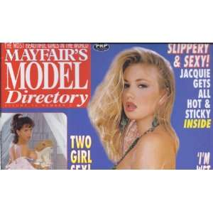 MAYFAIR MODEL DIRECTORY (VOL. 15 NO. 2): PAUL RAYMOND MAYFAIR