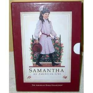 An American Girl Samantha Box Set Vol. #1 #6 Susan S. Alder Books