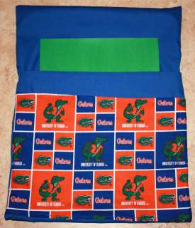 Chair Pocket~ Seat Desk Sack *Medium *GATORS* 2 POCKETS