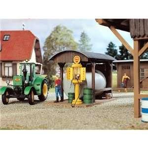 DIESEL TANK   POLA G SCALE MODEL TRAIN BUILDINGS 983 Toys