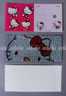 Hello Kitty Nintendo DS Lite Sticker Cover Pink IHS3