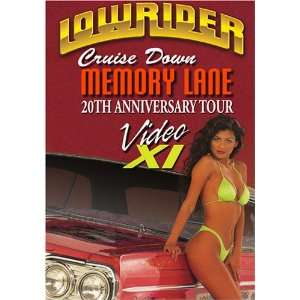 Lowrider Magazines Cruise Down Memory Lane Video XI: Movies & TV
