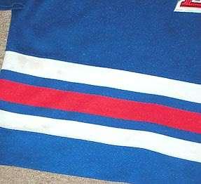 Vintage New York Rangers Starter NHL Hockey Jersey M