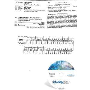 com NEW Patent CD for GENERATOR OF DELAYED SEQUENCES EMPLOYING SHIFT