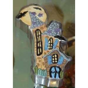Haunted House Cookie Press & Cutter   2003   Blue Sky