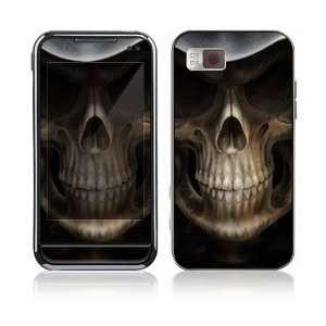 Samsung Eternity (SGH A867) Decal Skin   Skull Dark Lord