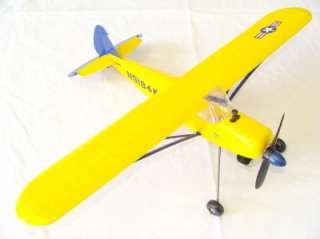 Super Cub 105 Model Engine Powered Conrol Line Airplane, New. |
