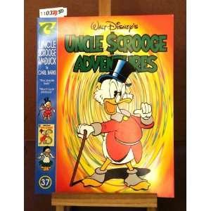 Walt Disneys Uncle Scrooge Adventures Uncle Scrooge McDuck #37: The