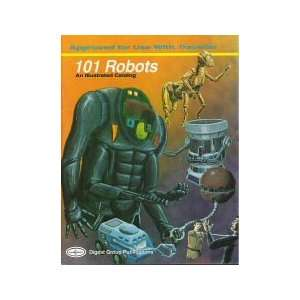101 Robots (Traveller): Sr. Joe D. Fugate: Books