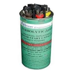 Jr. Up To 227 Mfd Universal Motor Start Capacitor: Car Electronics