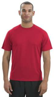Sport Tek Dry Zone; Short Sleeve Raglan T Shirt. T473