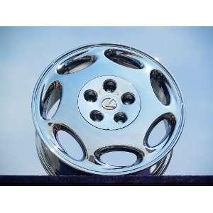 Lexus LS430 Set of 4 genuine factory 16inch chrome wheels