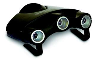 Cyclops Hat Clip Light 3, 5 LED Green, White, Red, Blue