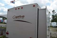 2007 COACHMEN CAPITVA 281 Super Light Weight Travel Trailer RV Camper