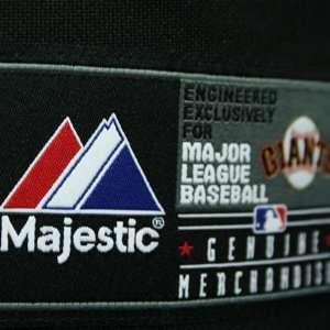 San Francisco Giants Pitch Black Replica Jersey