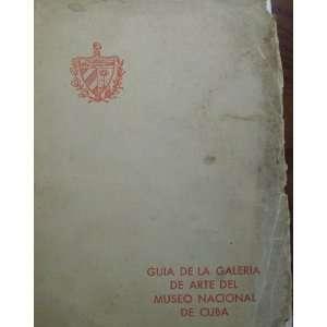 de la galeria de arte del Museo Nacional de Cuba. Museo Nacional de