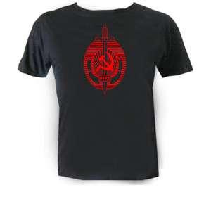 Soviet cccp NKVD kgb russian retro clothing tee shirt