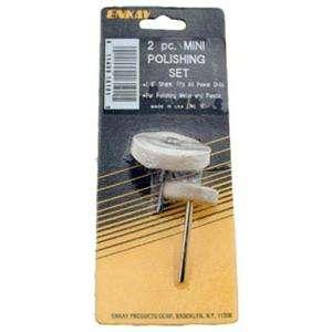 pc. Mini Polishing Kit  Dremel, Rotary Tool Buffing