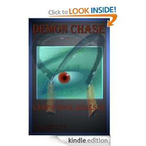 Demon Chase (Vampin Book Series #5) Jamie Ott  Kindle