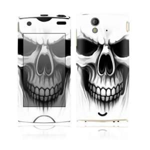 The Devil Skull Design Decorative Skin Cover Decal Sticker