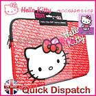 15 15.4 15.6 DURABLE NEOPRENE HELLO KITTY DESIGN CASE BAG COVER FOR