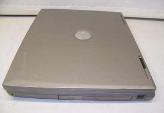 DELL LATITUDE D800 LAPTOP 1.8GHz/ 1GB/ WIRELESS