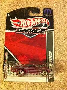 Hot Wheels Garage 71 Dodge Demon 09/15  