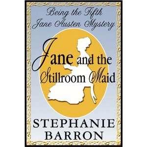 Stillroom Maid (9780736656825): Stephanie Barron, Kate Reading: Books
