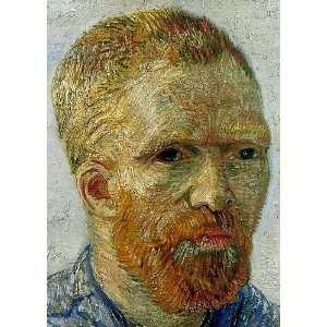 32 x 44 inches   Self Portrait as an Artist (Deta